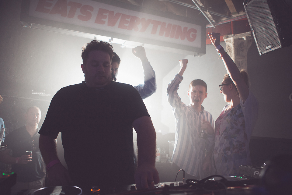 AllYouCanEats XOYO Eats Everything All Night Long Finale Luke Dyson Photography Blog