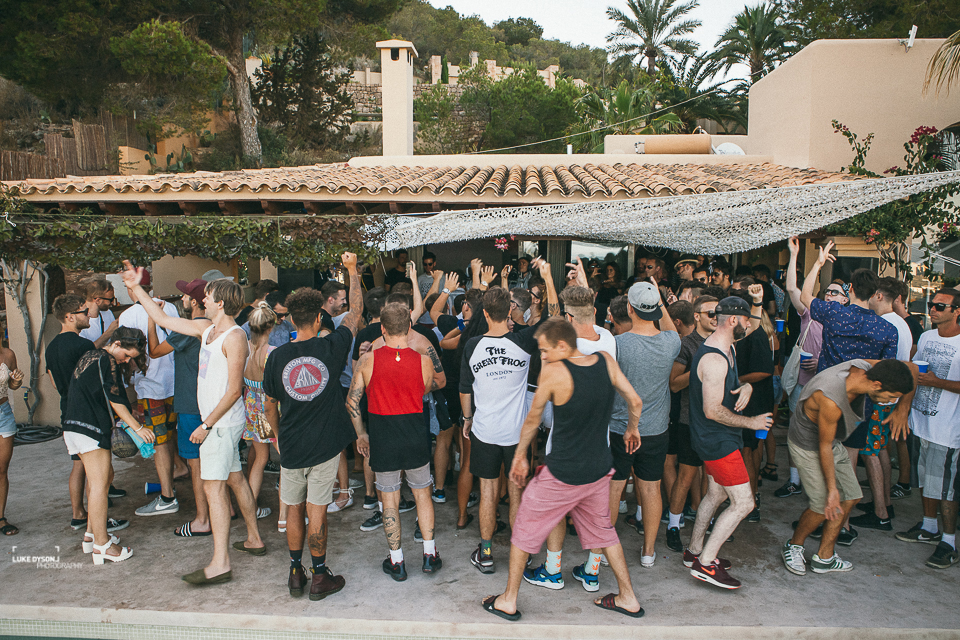 Boiler Room - Ibiza - JESUS - Jackmaster - Eats Everything - Skream - Seth Troxler - 21st July 2014 - Luke Dyson Photography - Blog