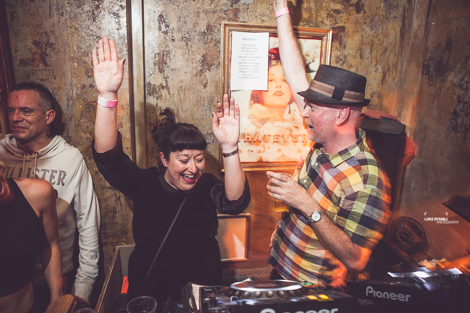 BUGGEDOut! - New Years Day - The Old Queens Head - 1st January 2015 - Luke Dyson Photography - Blog