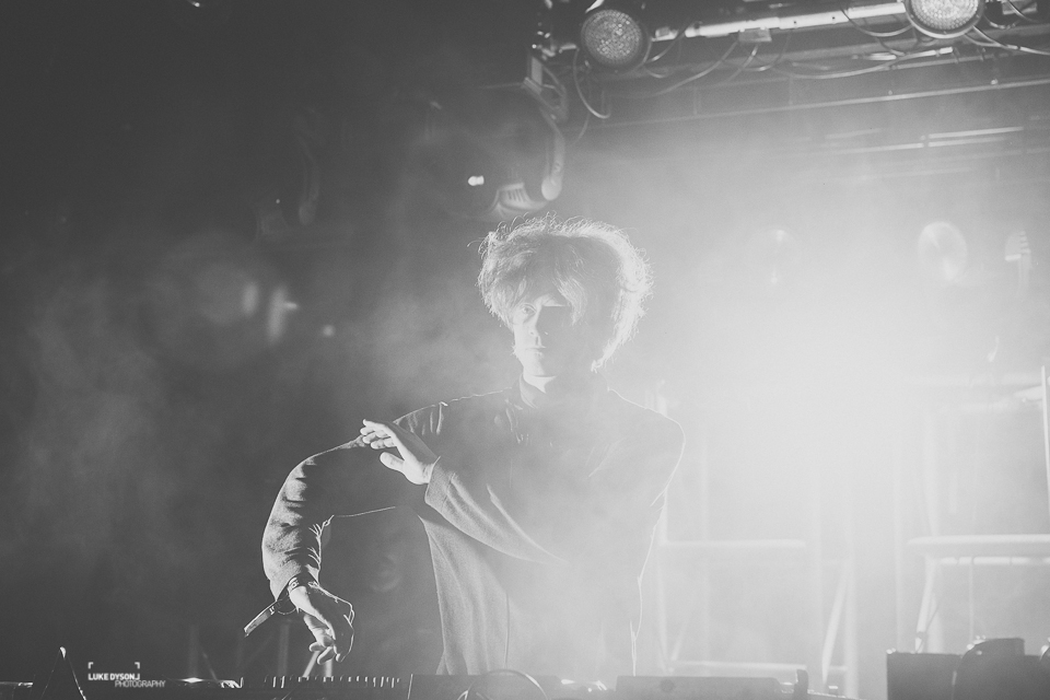 Ghost Culture - Bugged Out Weekender - Crack Magazine - 18th January 2015 - Luke Dyson Photography - Blog