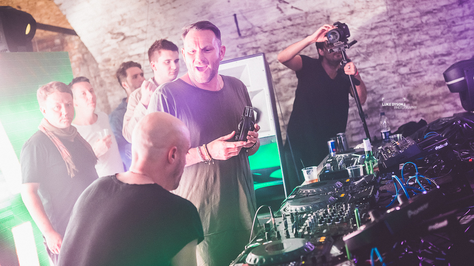 We Are WHSE - Toolroom Knights - 12th Birthday - Mark Knight, Technasia, Prok & Fitch - Luke Dyson Photography - Blog