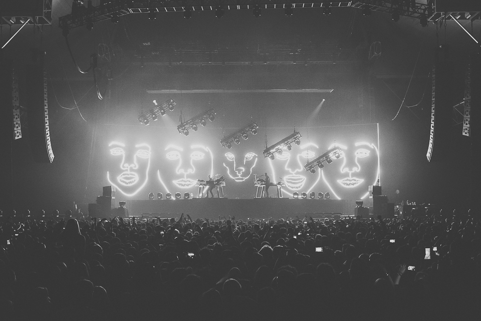 Disclosure - Ally Pally - Luke Dyson Photography - Blog