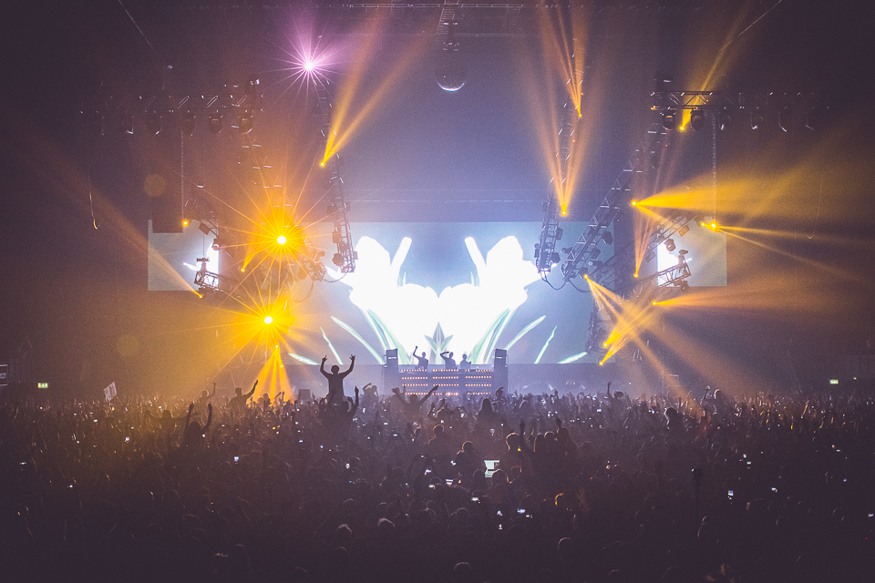Above and Beyond - Wembley Arena - Little Something - Luke Dyson Photography - Blog