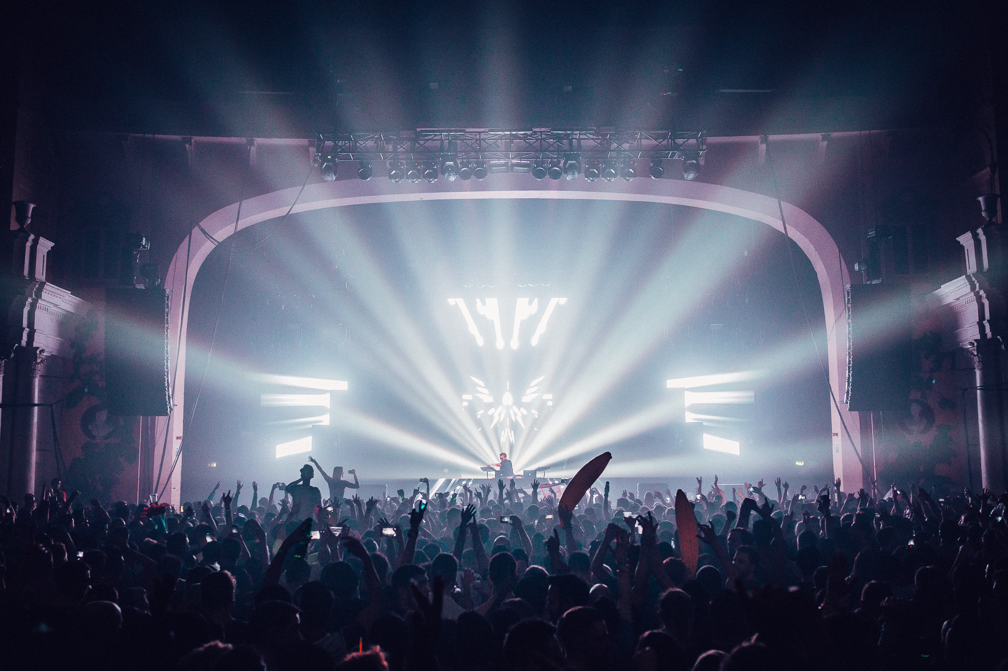 Dreamstate - Brixton Academy - Festival Republic - Insomniac Events - 4th March 2017 - Luke Dyson Photography Blog