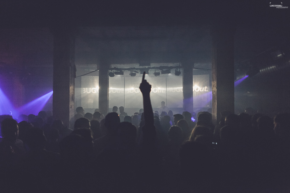 Luke Dyson Photography - BUGGEDOut! - The Warehouse Project - The Chemical Brothers - Manchester